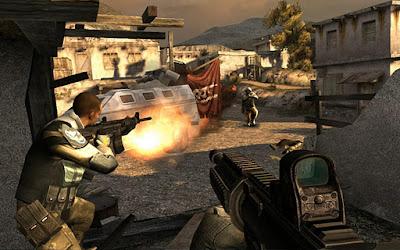 Download Modern Combat 3 Fallen Nation HD apk GRATIS