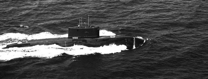 Kilo-Class Submarine - Indian Navy - 03 - TN
