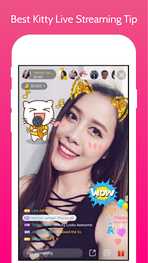 Best Kitty Live Streaming Tip for PC
