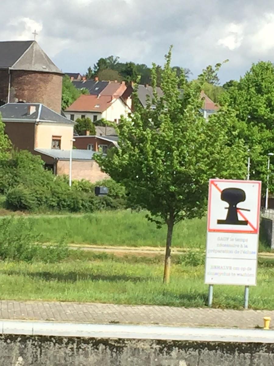 Au fil de l'eau Belgique