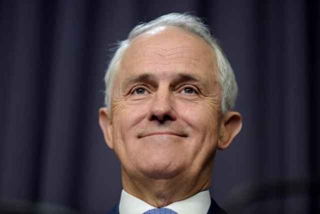Malcolm Turnbull, Australian Prime Minister, Canberra, 27 October 2015. Photo: Eatglobe