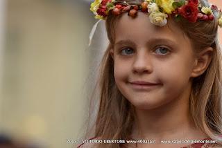 PALIO DI ASTI 2015 la sfilata dei bambini