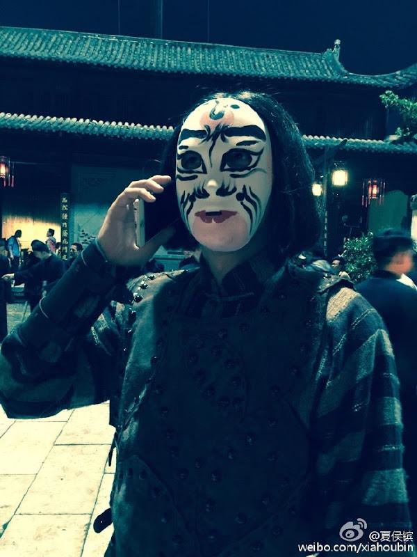 Xia Houbin China Actor