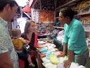 We visited a lot of craft markets with Lora's sister, Heather. Malagasy people are highly skilled at hand-made crafts!