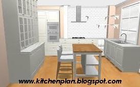 Kitchen Planning Tool kitchen plan