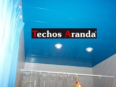 Precio economico de techos de aluminio para cocinas Madrid