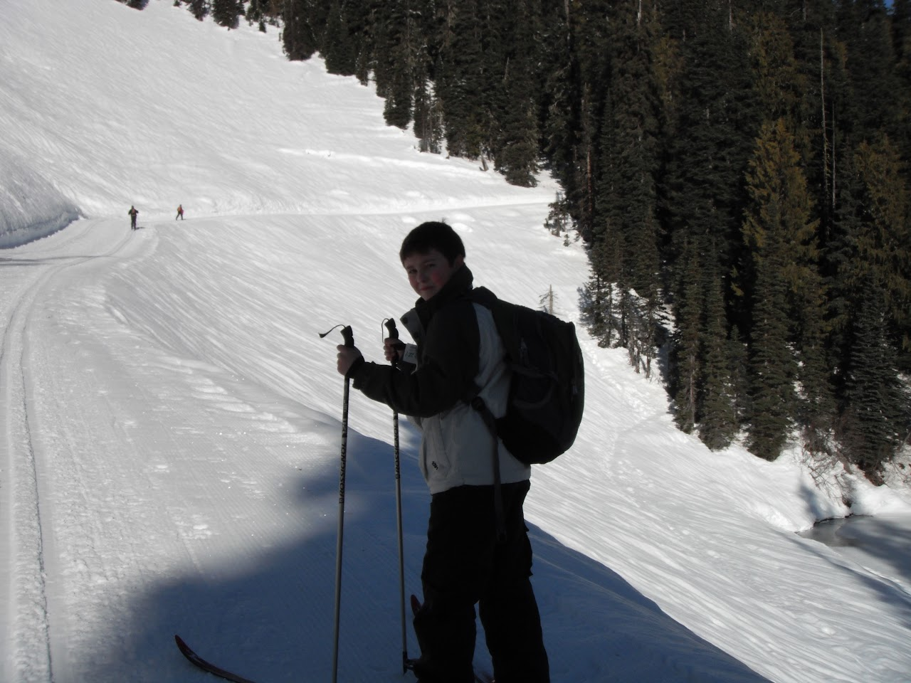 Cross Country Skiing - DSCF1538.JPG