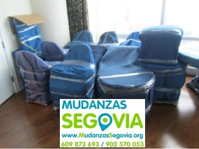 Transportes Castroserna de Abajo Segovia