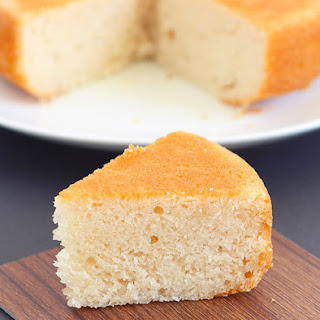 Light Sponge Cake No Butter Recipes.
