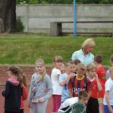Powiatowe zawody lekkoatletycznr klas I - III Zgorzelec