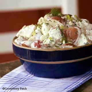Blue Cheese Dill Potato Salad Recipes
