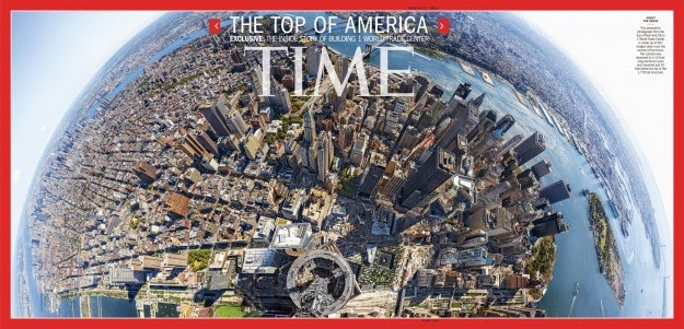 Gigapán Nueva York de la revista Time