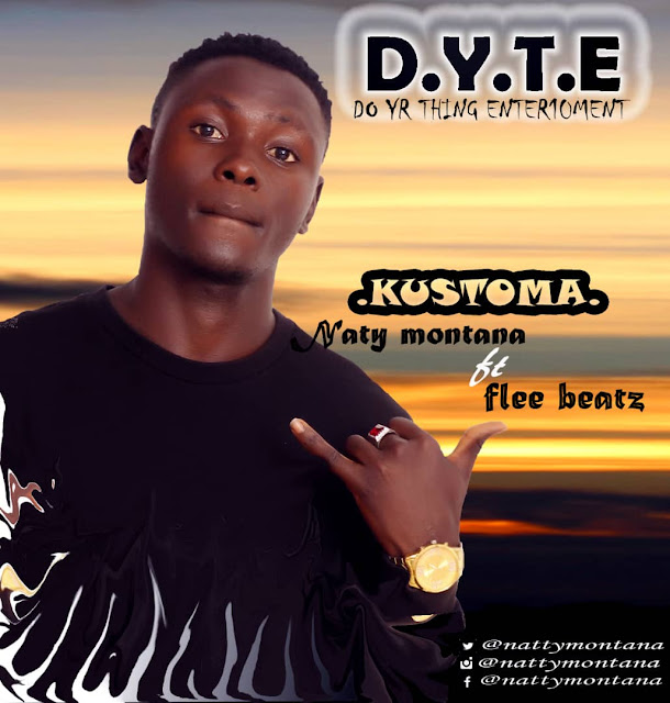 New Music: Naty Montana - Kustoma Ft. Flee Beatz