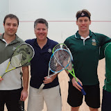 West Draw: Finalists - Paul Price (Toronto) & Errin Siagel; Champions - Charlie Humber & Ian Power (Toronto)