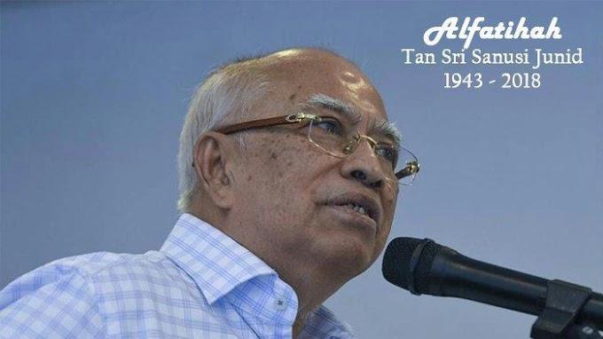 Tan Sri Sanusi Junid, Tokoh Malaysia Kelahiran Kampung Yan Kedah, Lebih Aceh daripada Aceh