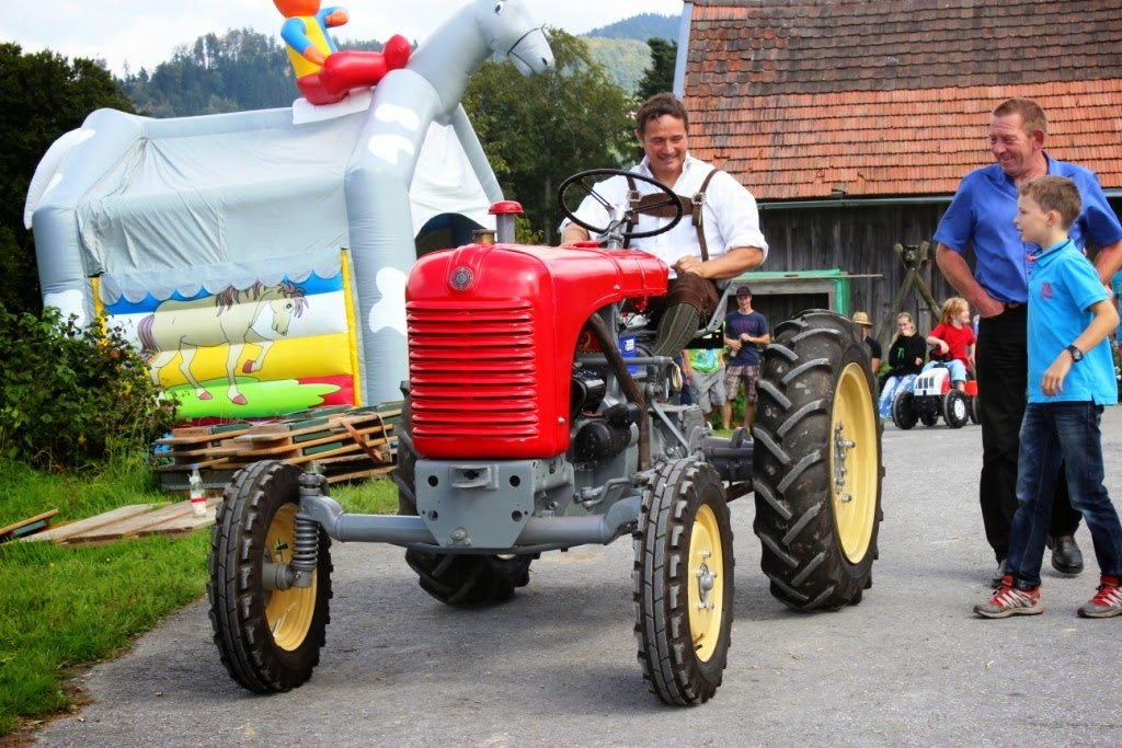 Hoffest bei Norbert und Sibylle Sieber am 14.09.2014