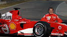 Michael Schumacher Launches the Ferrari F2006 248 F1