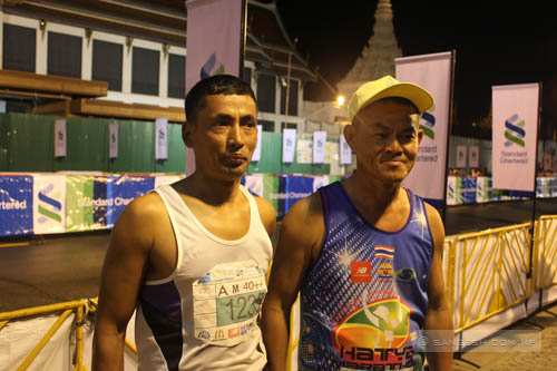 Thai and Nepali runner