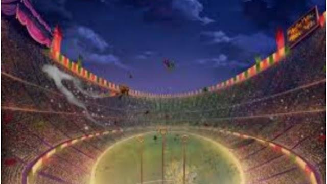 Há exatamente 27 anos, acontecia a partida final da 422º copa mundial de Quadribol