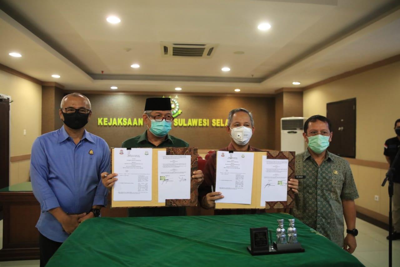 Kejati Support Pemkot Makassar Amankan 2 Aset Pulau