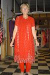 Indische dame 1