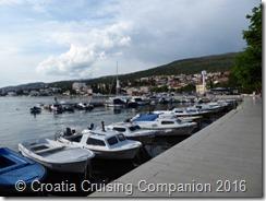 Croatia Cruising Companion - Selce Crane