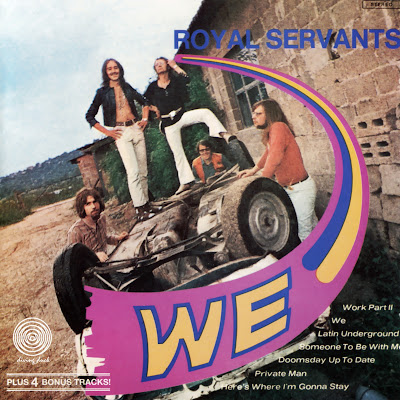 Royal Servants ~ 1971 ~ We