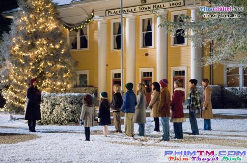 Xem Phim Ngôi Nhà Giáng Sinh - Thomas Kinkade