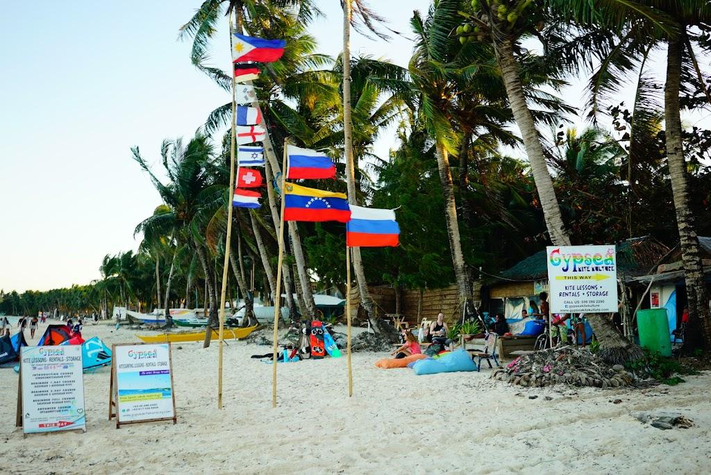 Isla Kitesurfing, a lodge for kiters in Bulabog Beach Boracay