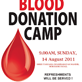 Blood Donation Camp 2011