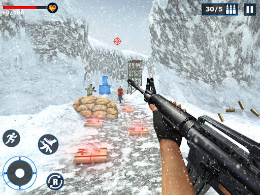 Combat Shooter: Critical Gun Shooting Strike 2020 filehippodl screenshot 11