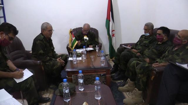 Abdalahi Lehbib, nuevo ministro de Seguridad y Documentación (Servicios secretos saharauis)