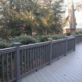 Composite deck and railing Newport News, VA