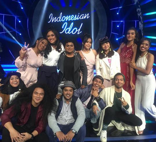 Indonesian Idol 2018 dan Segala Euforianya