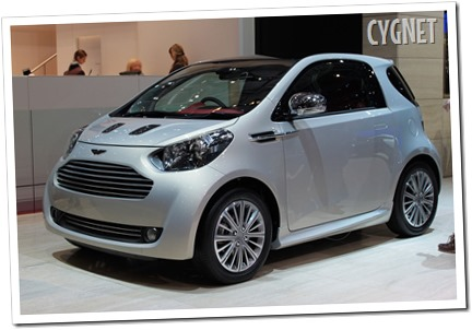 Aston Martin Cygnet - autodimerda.it