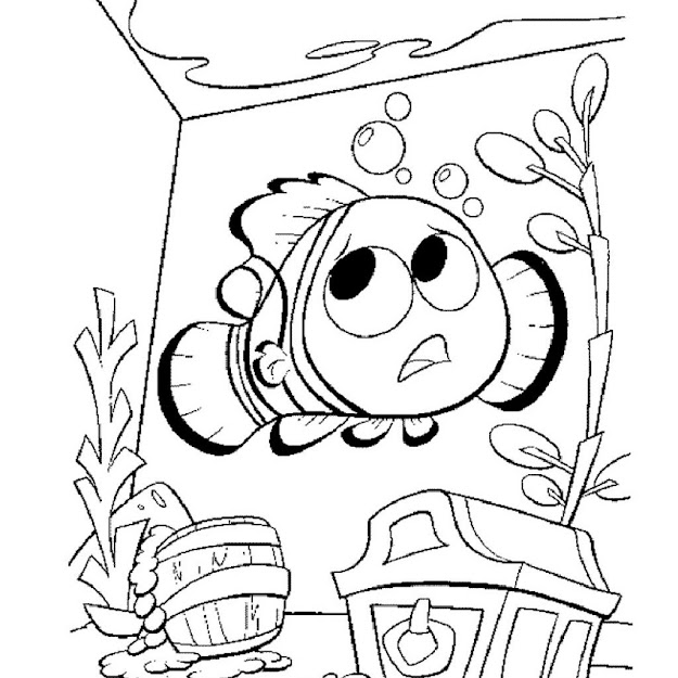 Coloring Pages  Printable Nemo Coloring Pages Coloring Me Baby Nemo  Coloring Pages Nemo