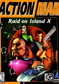 Action Man: Raid on Island X - Review By Luis Santana