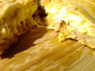 Scrambled Egg Brunch Bread 8