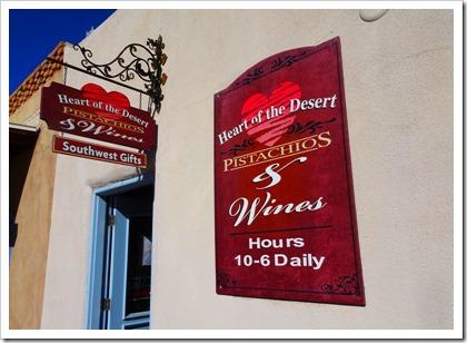 Heart of Desert Winery