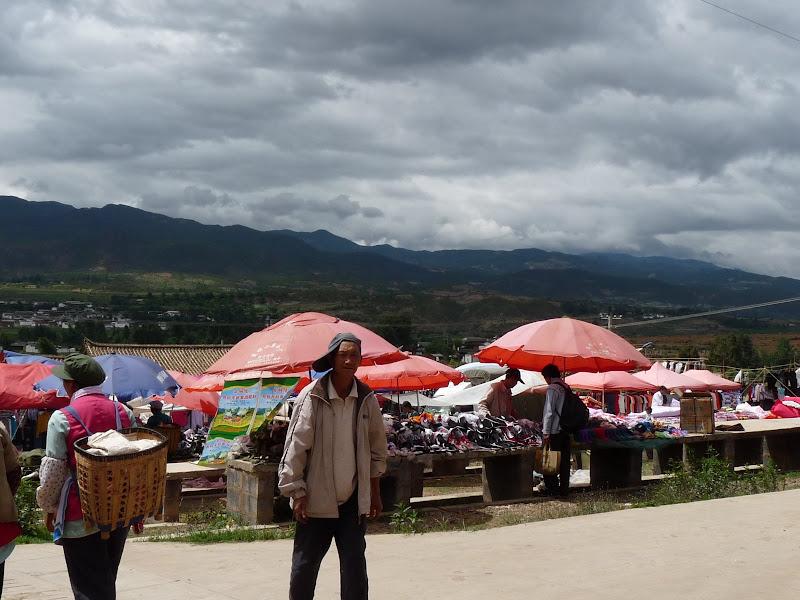 Chine. Yunnan .SHA XI et environs proches 1 - P1240704.JPG