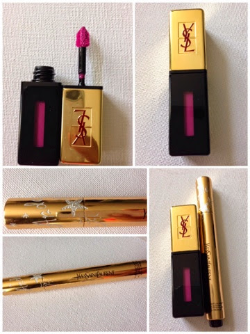 Yves Saint Laurent Rouge Pur CoutureVernisàLèvres光泽污渍#26