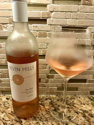 Sassy Wine Belly - Seven Hills Dry Rosé 2015