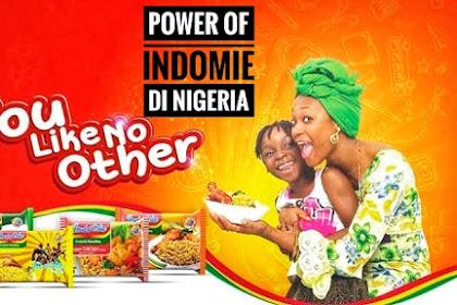 Power of Indomie seberapa gregetnya indomie di Nigeria
