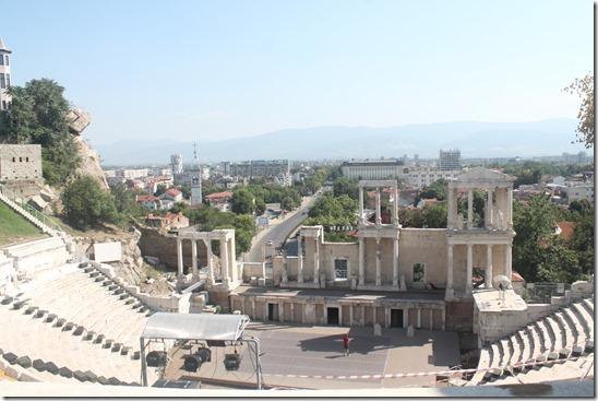 Пловдив, амфітеатр