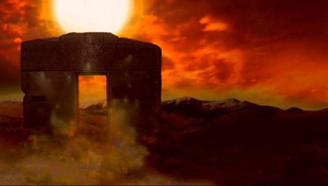 O Portão do Sol de Tiahuanaco