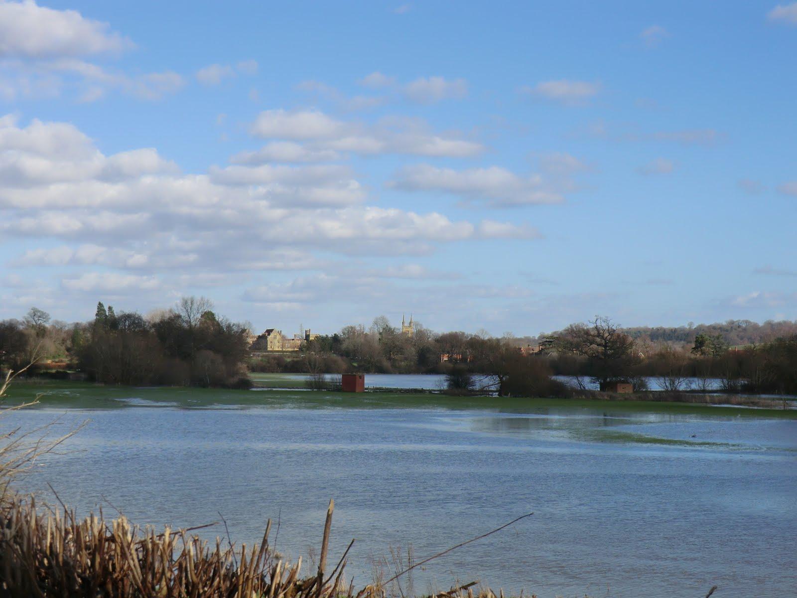 CIMG9941 Flooded fields outside Penshurst