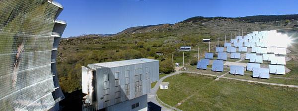 gran horno solar: