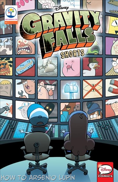 P00001 - Gravity Falls Shorts Cine