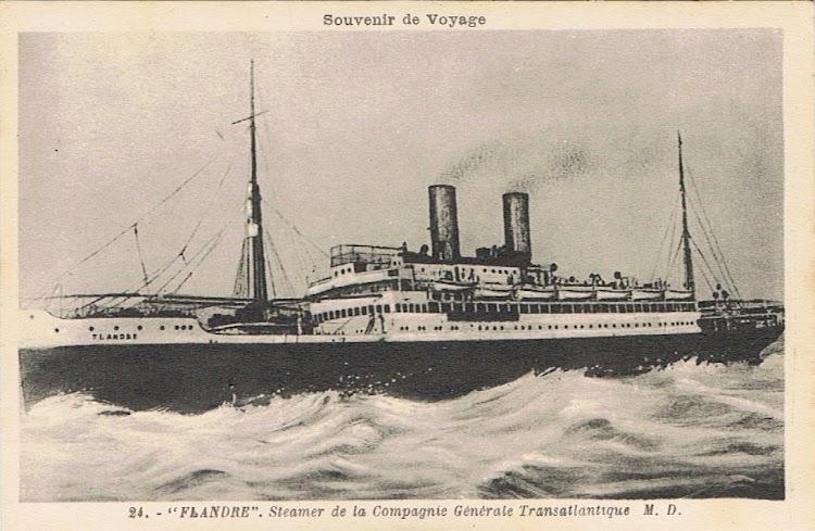 11- Acuarela del FLANDRE. Colección Arturo Paniagua.jpg