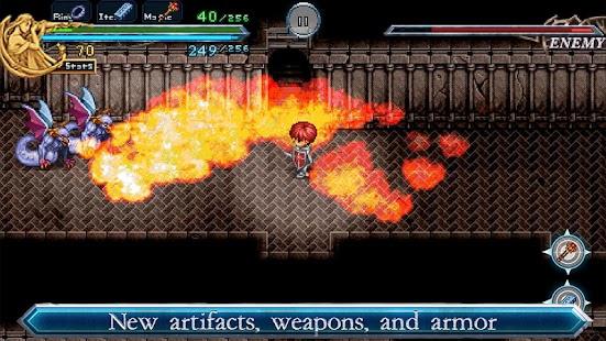 Ys Chronicles II Screenshot 13
